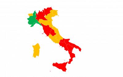 Siti Web delle regioni italiane: solo il 10% risultano completamente protetti dal protocollo HTTPS