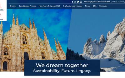 Il sito di Milano Cortina 2026 non è conforme al GDPR