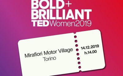 Argo è Technical Partner di TedX Torino