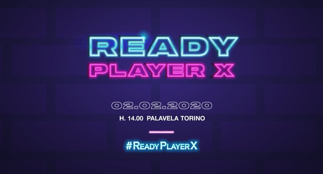Ready Player X – TEDxTorino – Argo è Technical Partner dell'evento
