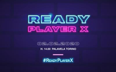 Ready Player X – TEDxTorino – Argo è Technical Partner dell'evento